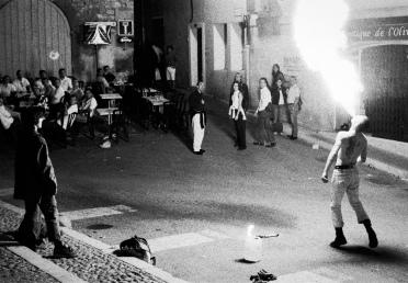 Firebreather, Arles 2003