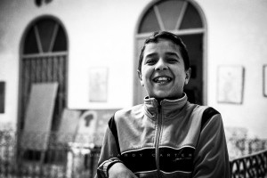Child Migrants Tangier