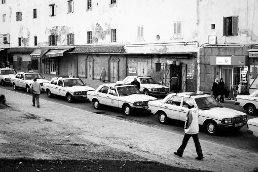 Child Migrants Tangier