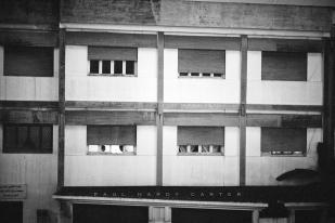 Child Migrants Tangier Apartment building, Tangier