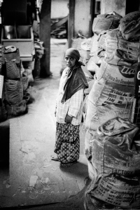 Highfields Tea Plantation Tew worker, India 2012