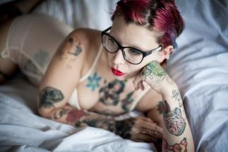 Bed lingerie Alessandra Guglielmetti